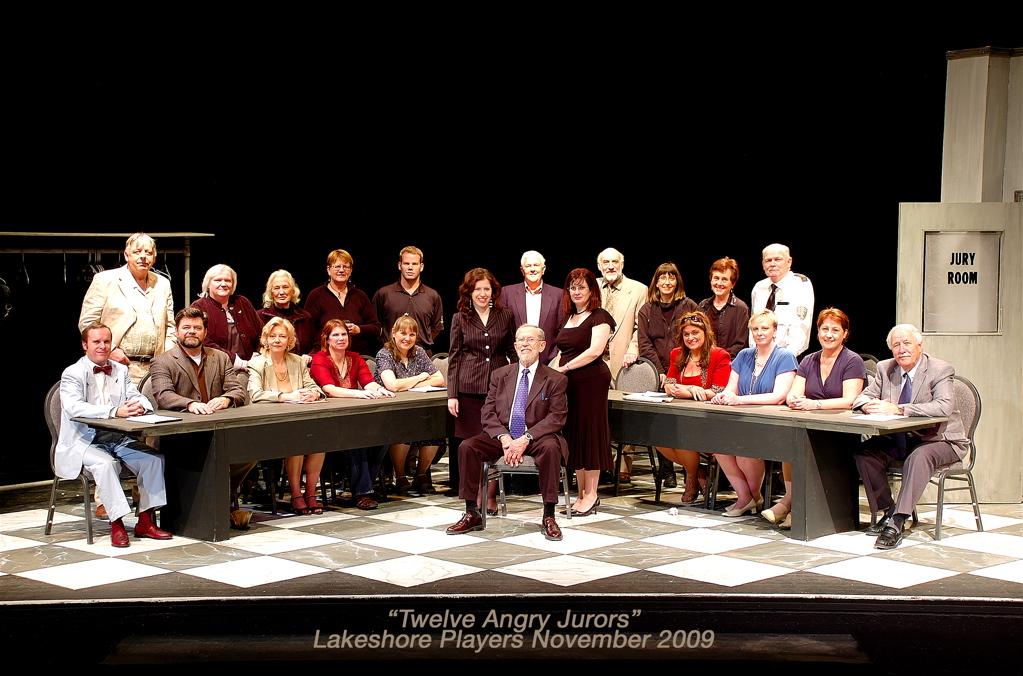 12 Angry Jurors Cast _ Crew