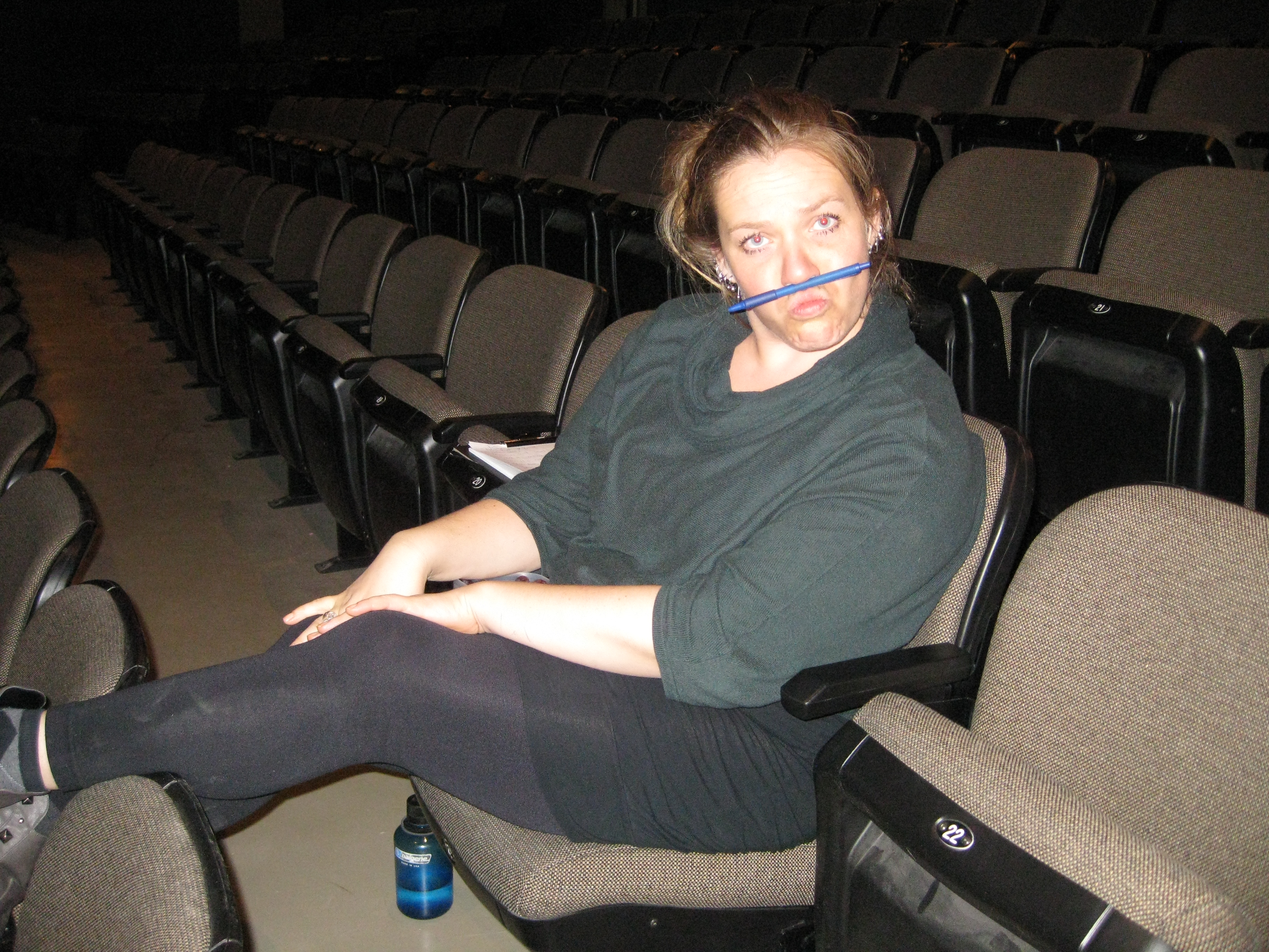 JENNIFER QUINN / Director (doing Movember early this year).