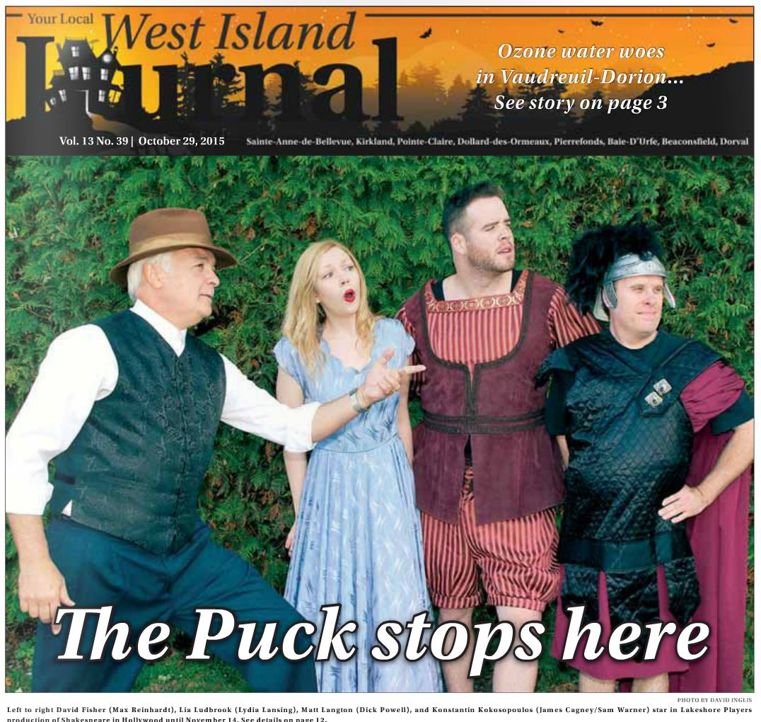 Your Local Journal West Island October 29th, 2015