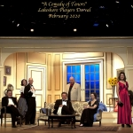 A Comedy of Tenors - Lakeshore Players Dorval February 2020