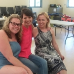 2016-17 Lakeshore Players Dorval - Crimes Of The Heart rehearsal