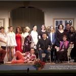 """Lakeshore Players Dorval """"Vanya and Sonia and Masha and Spike"""" written by Christopher Durang and directed by Steve Gillam."""